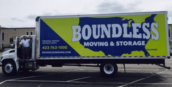 Boundless Moving & Storage, Cleveland