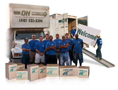 DH Moving & Storage, Inc, Elkridge