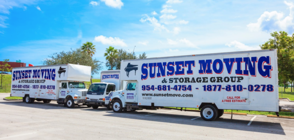 Sunset Moving & Storage Group, Fort Lauderdale
