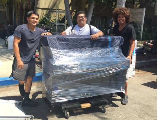 Skilled Moving and Storage, Los Angeles