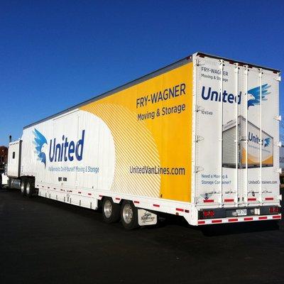 Fry-Wagner Moving & Storage - North Carolina, Earth City