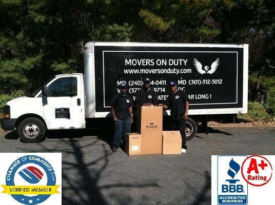 Movers on Duty, Germantown