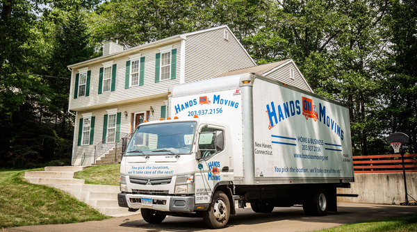 Hands On Moving, New Haven