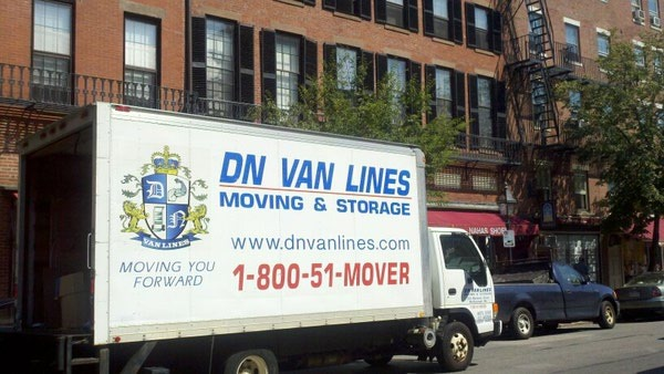 DN Van Lines Moving U0026 Storage (MA), Marlborough