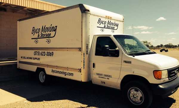 Byco Moving & Storage, Roswell