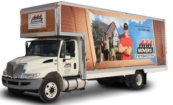 AAA Movers Inc., Brooklyn Park
