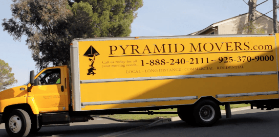 Pyramid Movers, Martinez