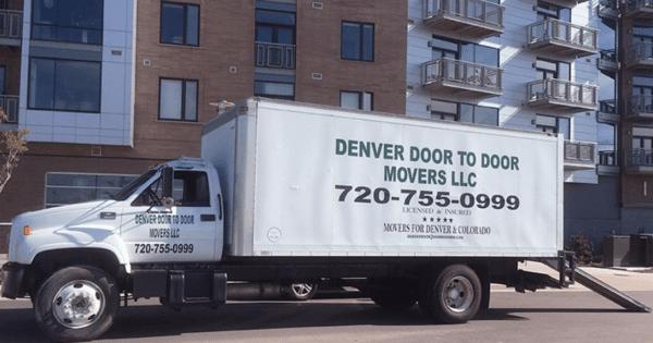 Denver Door to Door Movers LLC, Denver