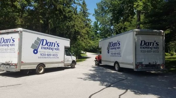 Dan's Moving Van, Suamico
