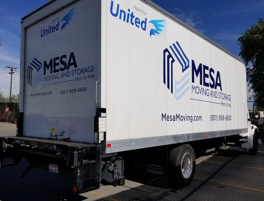 Mesa Moving & Storage - Salt Lake City, Salt Lake City