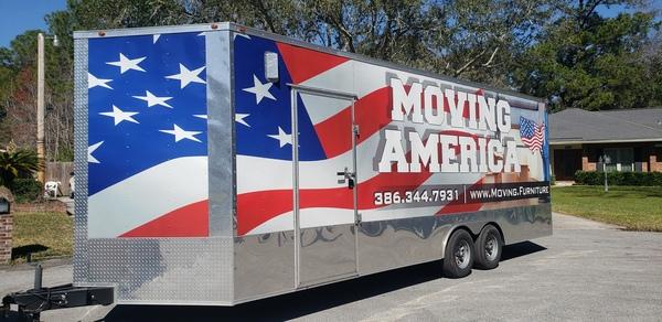 Moving America, Lake City