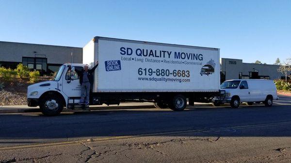 SD Quality Moving, San Diego