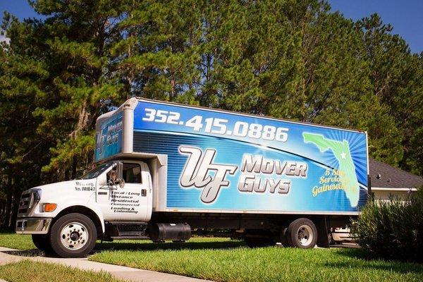 UF Mover Guys LLC, Gainesville
