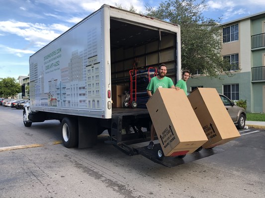 DIxie Movers LLC, Hallandale Beach
