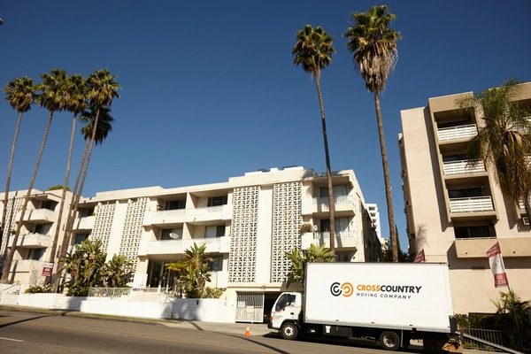 Cross Country Movers, Culver City