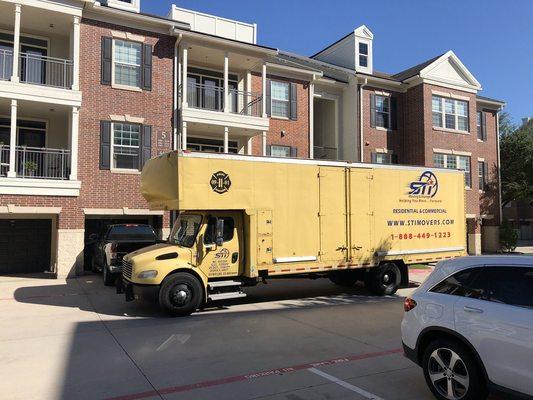 STI Moving and Storage - Dallas, Dallas