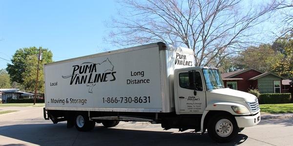 Puma Van Lines - Dallas, Dallas