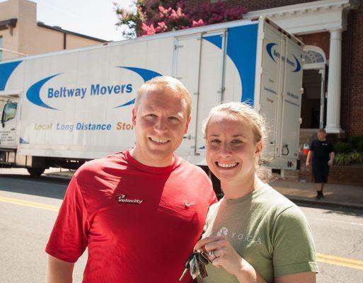 Beltway Movers, Rockville