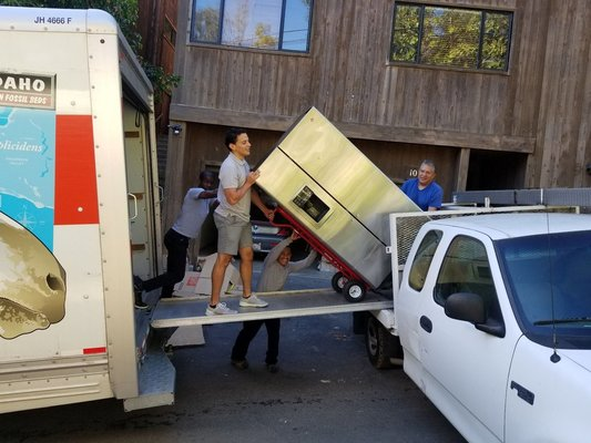 Dependable Movers, Temecula