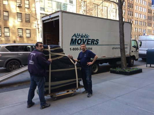 Athletic Movers, Brooklyn