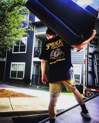 Spyder Moving Services, Hattiesburg
