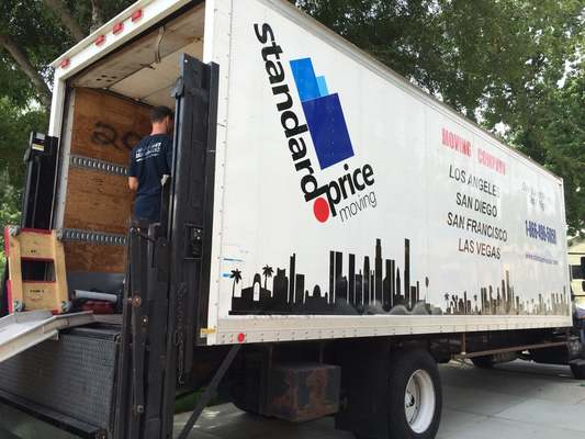 Standard Price Moving Company Inc, Van Nuys