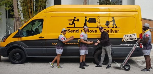 Yellow Express USA - Ft. Lauderdale, Miami