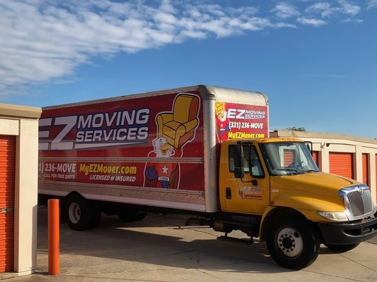 EZ Moving Services, LLC, Orlando