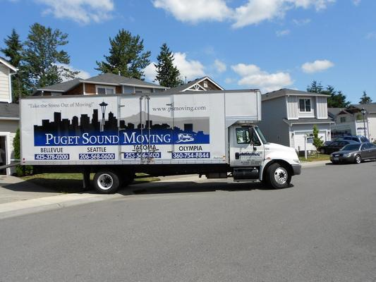 Puget Sound Moving, Inc., Kent