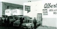 Albert Moving & Storage, Wichita Falls