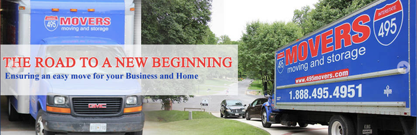 495Movers Inc, Rockville