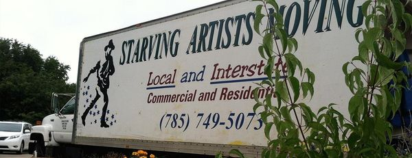 Starving Artists Moving, Lawrence