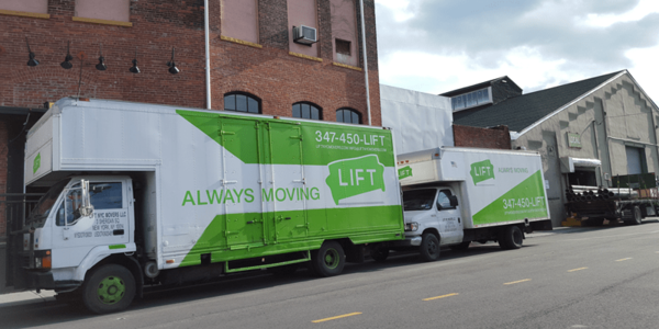 Lift Nyc Movers Llc Reviews New York Ny