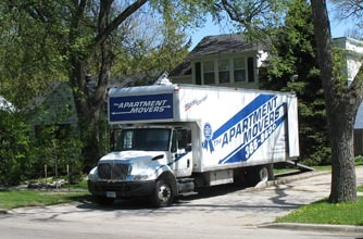 The Apartment Movers Inc., West Fargo