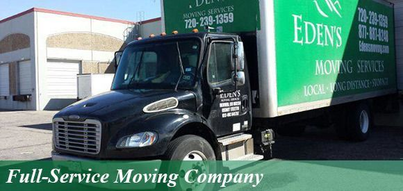 Eden's Moving Services LLC, Denver