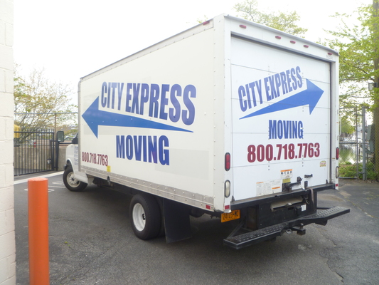City Express Moving Inc., New York