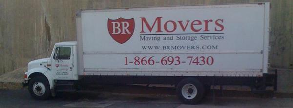 BR Movers, Washington