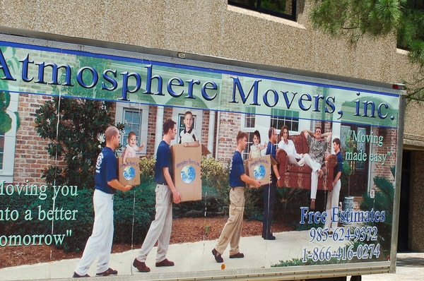 Atmosphere Movers, Covington