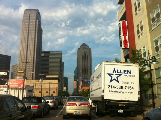 Allen Moving, Inc., Dallas