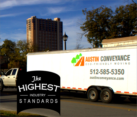 Austin Conveyance Moving & Storage, Austin