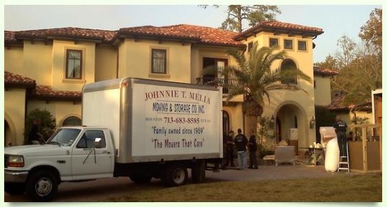 Johnnie T. Melia Moving & Storage, Houston
