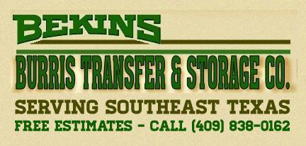 Burris Transfer & Storage, Beaumont