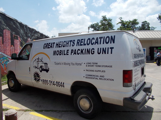 Great Heights Relocation, Houston