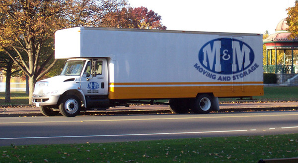 M & M Moving And Storage, Harrison