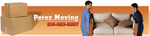 Perez Moving, San Antonio