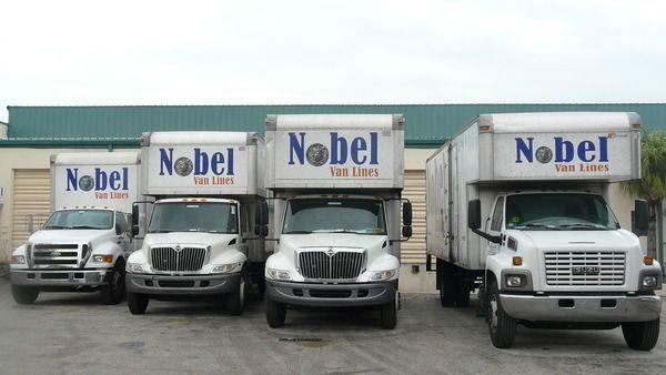 Nobel Van Lines, Miami Gardens