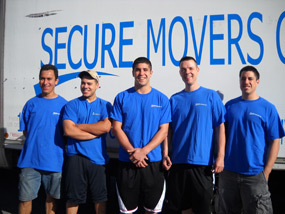 Secure Movers Co. LLC, Medford