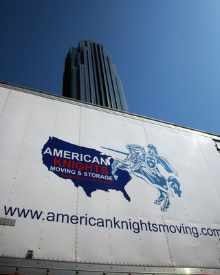 American Knights Moving & Storage (Dallas), Dallas