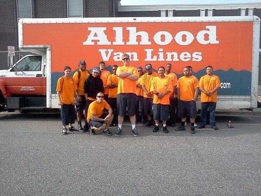 Alhood Van Lines LLC, Denver