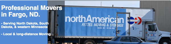 Fettes Moving, Fargo